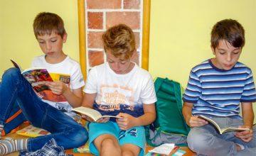 Intenzív angol nyári tábor
