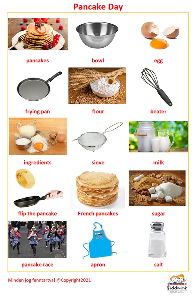pancake day world